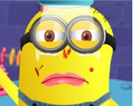 Minion at the doctor online
